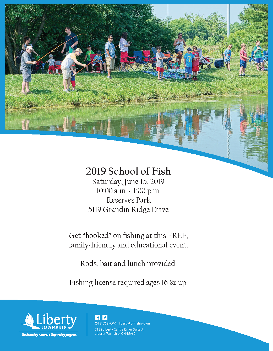 2019 School of Fish