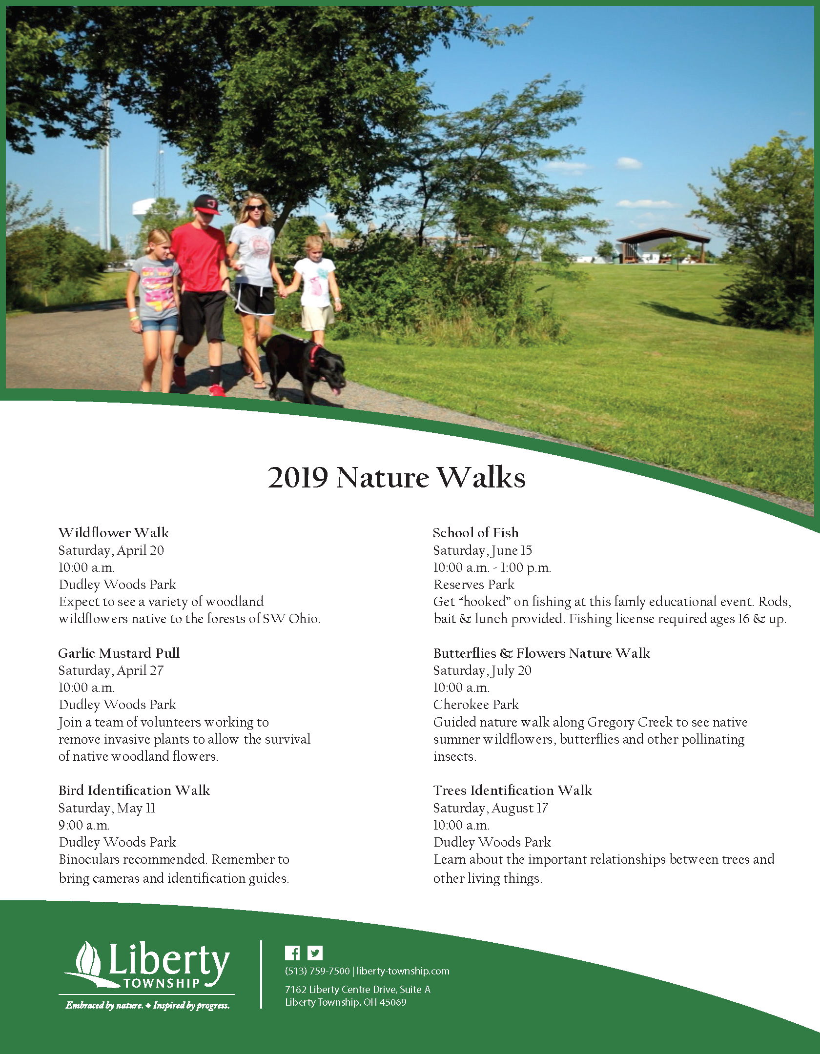 2019 Nature Events